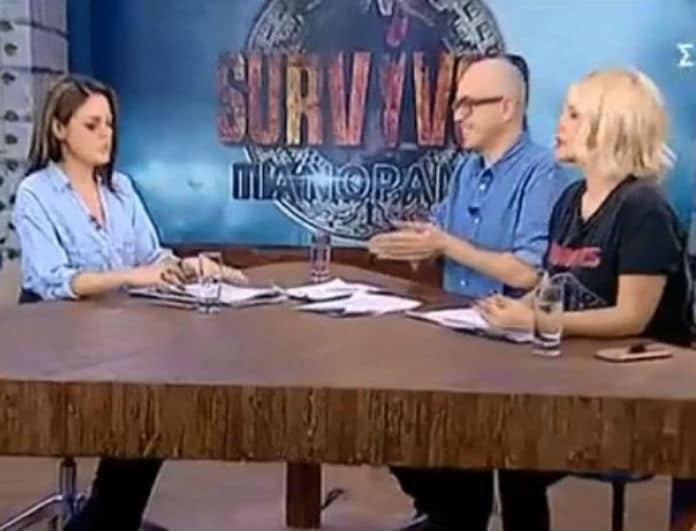 Survivor Πανόραμα: Τα έχωσαν στον Πελεκάνο για την συμπεριφορά του προς τον Βασιλικό!