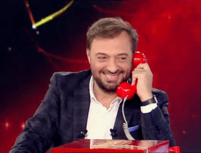 Χρήστος Φερεντίνος: Η πρώτη ανάρτηση μετά το κόψιμο του Deal!