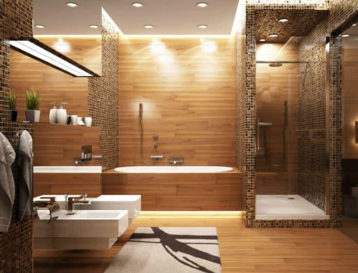 Θέλετε ζεστή ατμόσφαιρα στο μπάνιο σας; Δημιουργήστε την εύκολα και γρήγορα!