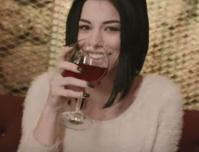 Ειρήνη Στεριανού: Πρωταγωνιστεί σε video clip γνωστού τραγουδιστή μόνο με τα... εσώρουχα της!