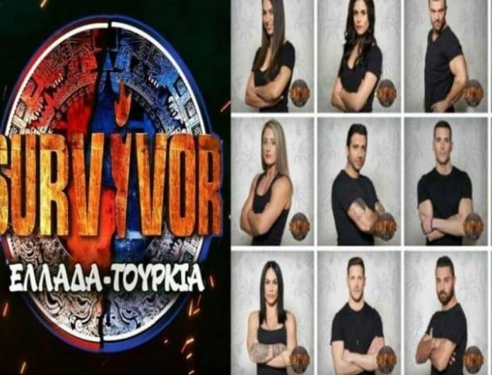 Survivor Ελλάδα - Τουρκία: Το twitter γλεντάει την ελληνική ομάδα! Γέλιο μέχρι δακρύων!