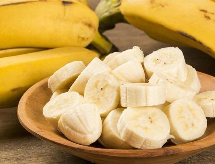 Φτιάξτε την ωραιότερη μάσκα ενυδάτωσης με μπανάνα!