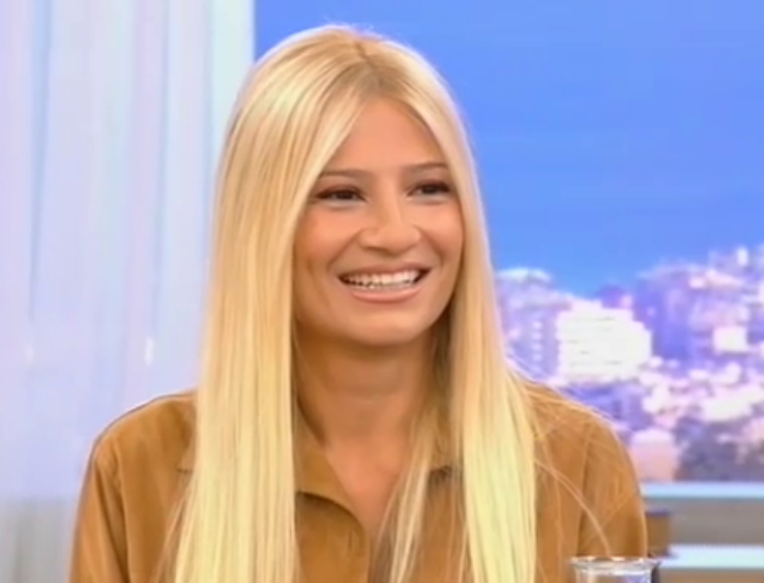 Φαίη Σκορδά: Αυτά είναι τα μυστικά ομορφιάς της!!