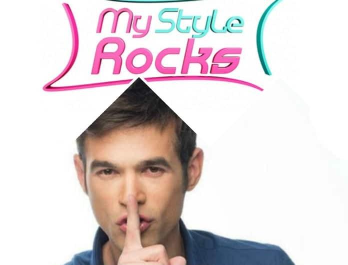 Από το «My style rocks» στην εκπομπή του Μένιου Φουρθιώτη η...