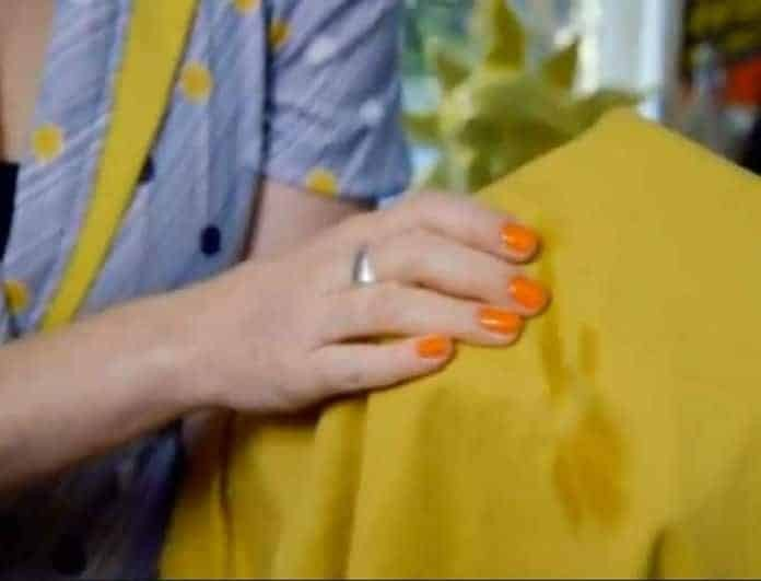 Πως να ξεφορτωθείς τους λεκέδες λαδιού από τα ρούχα;