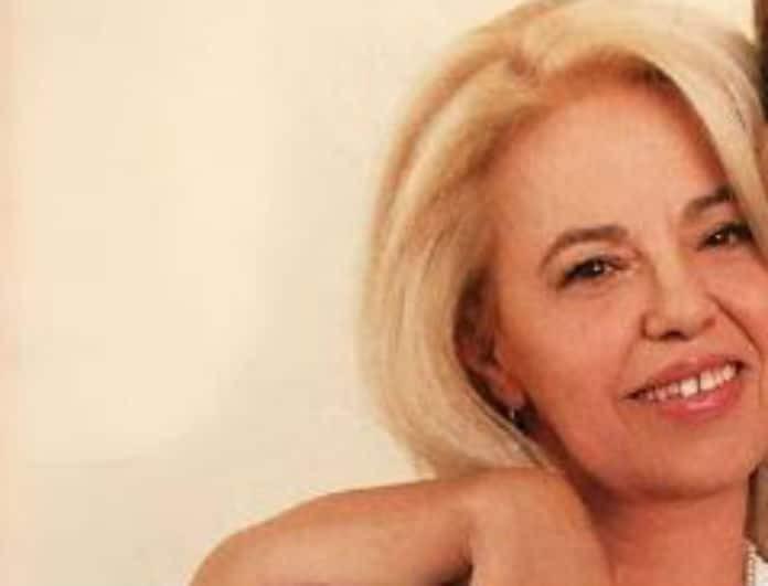 H κυρία της φωτογραφίας είναι μητέρα πασίγνωστης Ελληνίδας παρουσιάστριας!