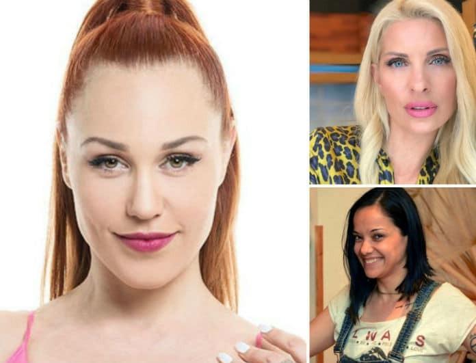 8+1 γυναίκες της ελληνικής showbiz που απέκτησαν το πρώτο τους παιδί μετά τα 40!