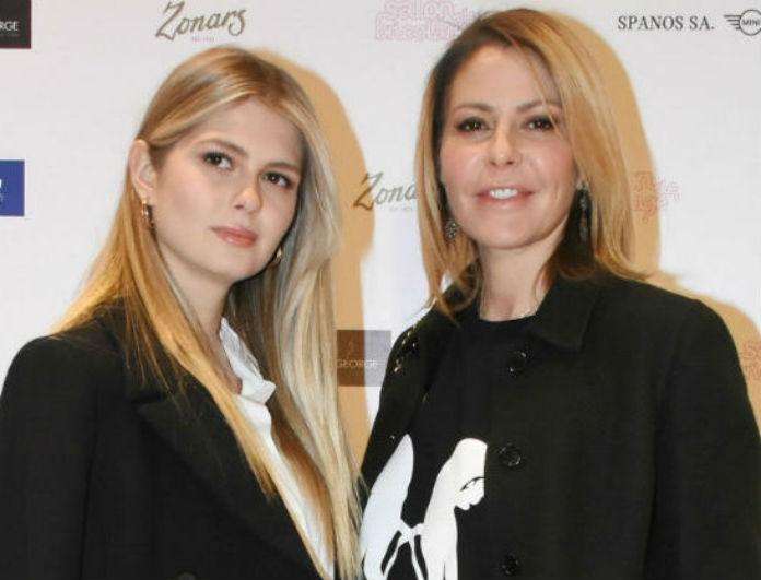 Τζένη Μπαλατσινού: Βραδινή έξοδος με την κόρη της, Αμαλία!