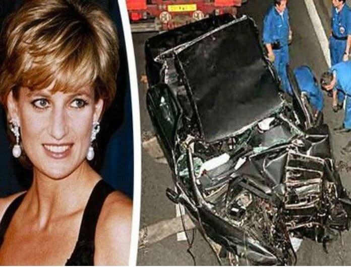 Εικόνα - σοκ: Η Πριγκίπισσα Νταϊάνα νεκρή σε μια φωτογραφία που προκαλεί φρίκη! (PHOTO)