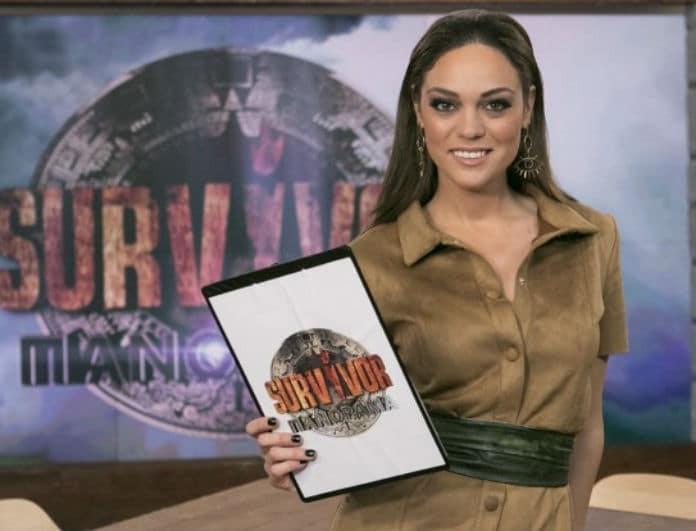 Μπάγια Αντωνοπούλου: Εκτός ΣΚΑΙ η παρουσιάστρια! Ο Ατζούν της παίρνει το Survivor Panorama!