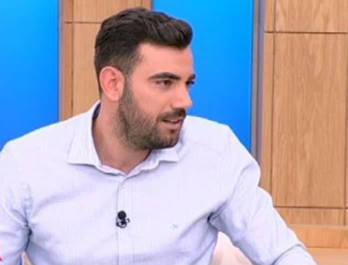 Νίκος Πολυδερόπουλος: Η απίστευτη ατάκα γιαγιάς για τον ρόλο του στο Τατουάζ - «Τζάμπα παιδεύεσαι! Βάλε το μαχαίρι μέσα»!