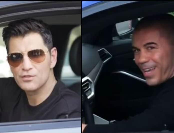 Σάκης Ρουβάς: Προκαλεί τον Μιχάλη Ζαμπίδη και... γίνεται viral! Δείτε τι του απάντησε!