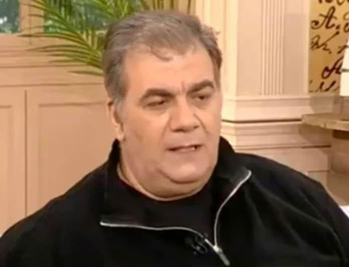Δημήτρης Σταρόβας: Μιλά πρώτη φορά για την κατάθλιψη που πέρασε - «Δεν με ενδιέφερε πώς...»!