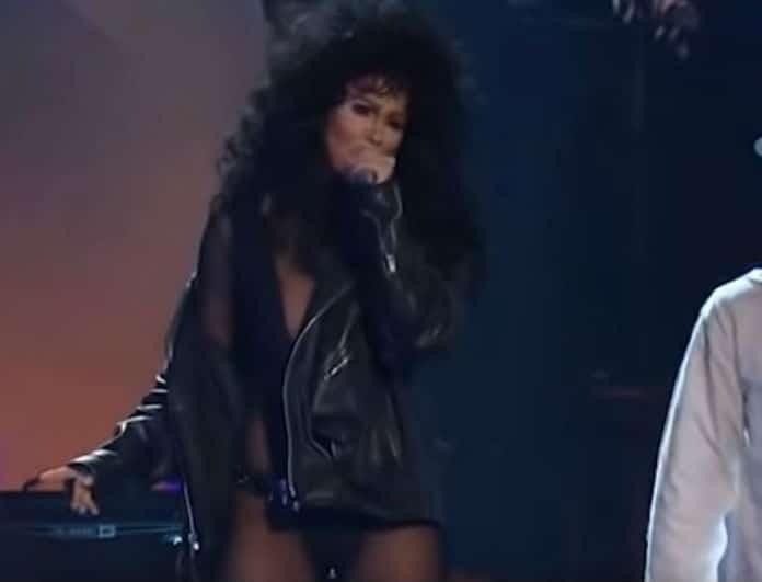 YFSF: Η Στικούδη έγινε Cher και άφησε τους κριτές κάγκελο! (Βίντεο)