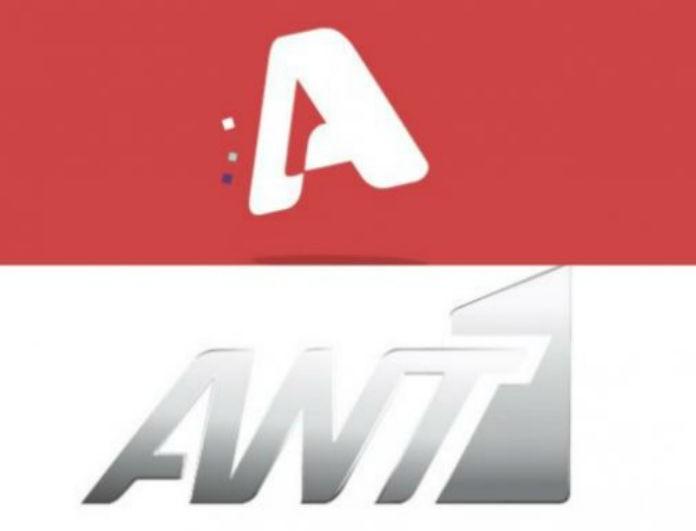 ANT1/Alpha tv: «Ξύλο» για Γερμανού και Κωστόπουλο!