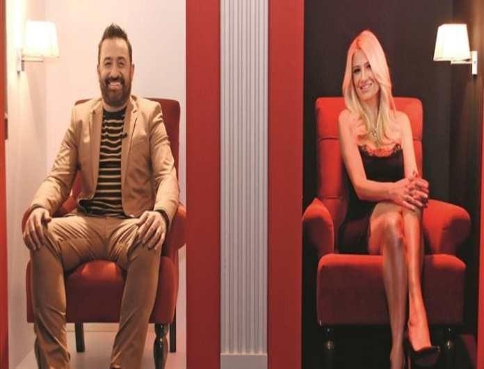 Φαίη Σκορδά στον Θέμη Γεωργαντά: «Δε φανταζόμουν ότι θα χώριζα» (βίντεο)