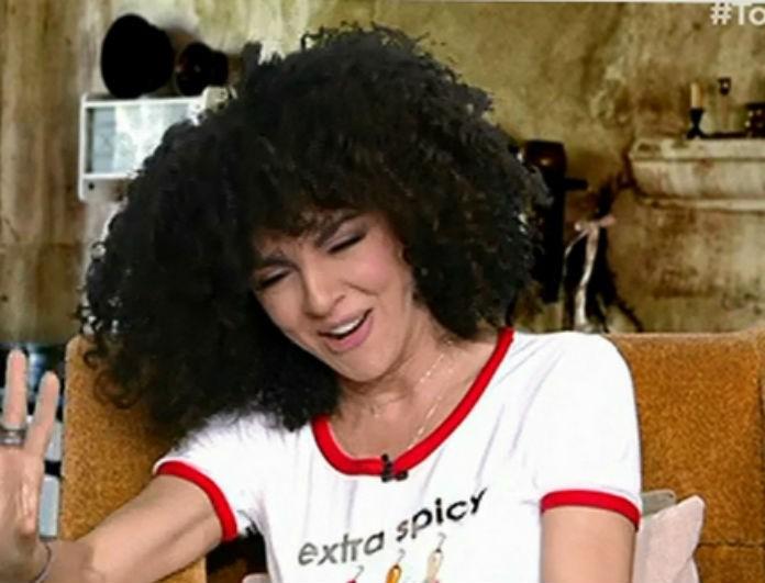Μαρία Σολωμού: Έγινε έξαλλη! «Σου μοιάζω εγώ με την Κορινθίου;»!