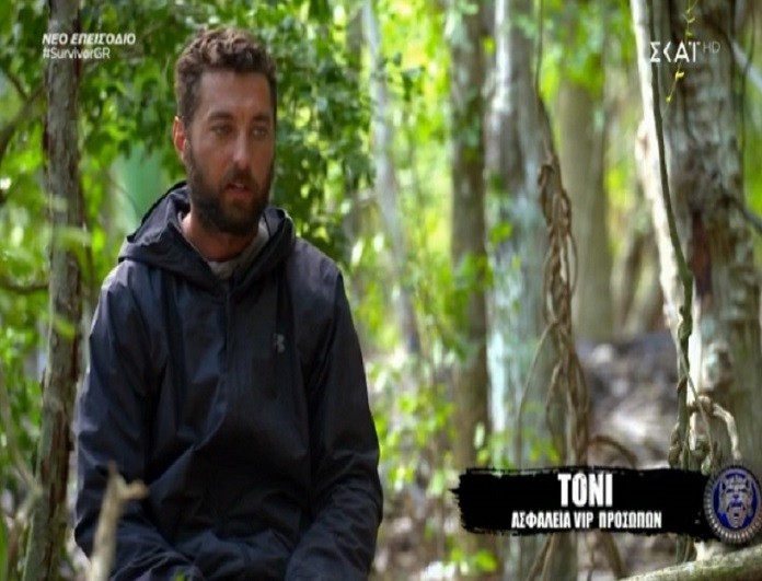 Survivor Ελλάδα Τουρκία: Ο Τόνι αδειάζει τους συμπαίκτες του! (Video)