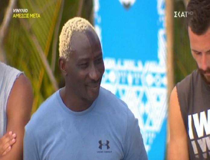 Survivor Ελλάδα Τουρκία: Τα βρήκε σκούρα ο Λιανός με τον Ογκουνσότο! - Ο επικός διάλογος τους! (Video)