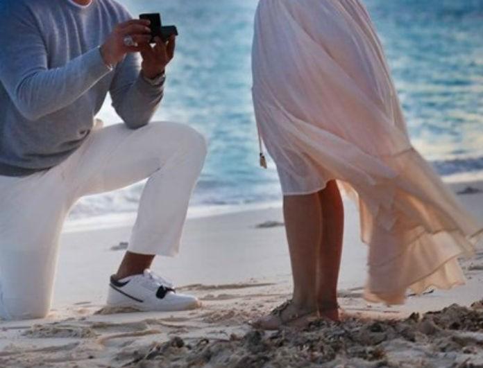 Γάμος βόμβα στην showbiz! Η πρόταση υπερπαραγωγή με το πανάκριβο μονόπετρο!