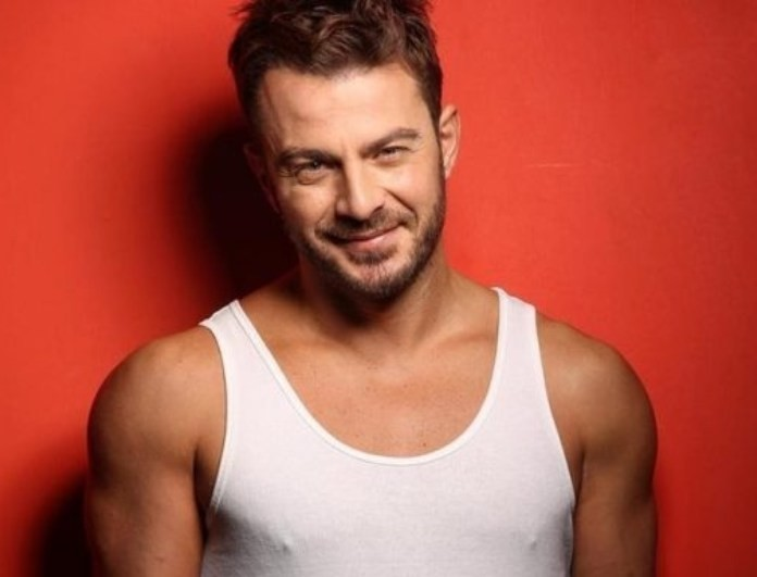 Γιώργος Αγγελόπουλος: Η φωτογραφία με το «σαγαπώ» που ανέβασε στο instagram!