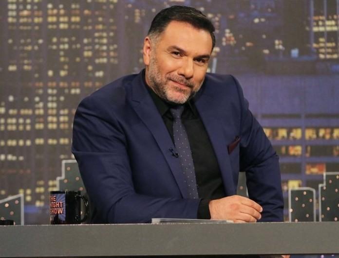 Παρουσιαστής του OPEN αδειάζει τον Αρναούτογλου! «Είναι γοητευτικός, καλός, γλυκός, αλλά θέλει δίαιτα»