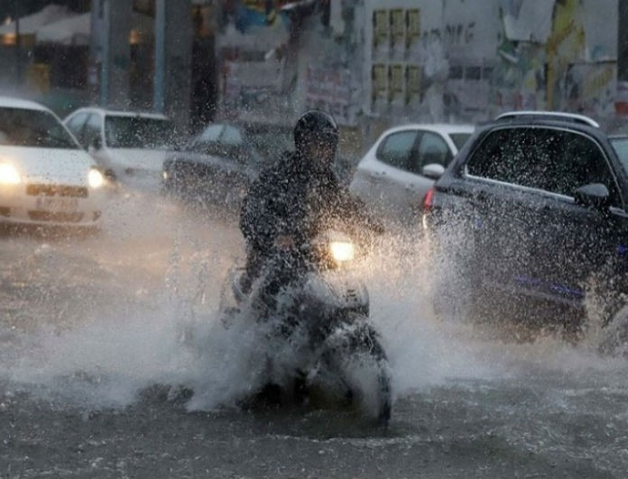 Καιρός: Έρχεται νέο κύμα κακοκαιρίας με βροχές και κατακόρυφη πτώση της θερμοκρασίας!