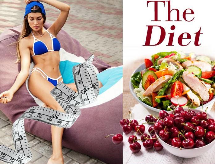 Νηστίσιμη δίαιτα: Αναλυτικό πρόγραμμα για να γίνεις κορμάρα χωρίς... αμαρτίες!