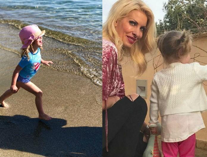 d6262dd4487 Ελένη Μενεγάκη: Γι' αυτό απουσίαζε η κόρη της Μαρίνα από τις ...