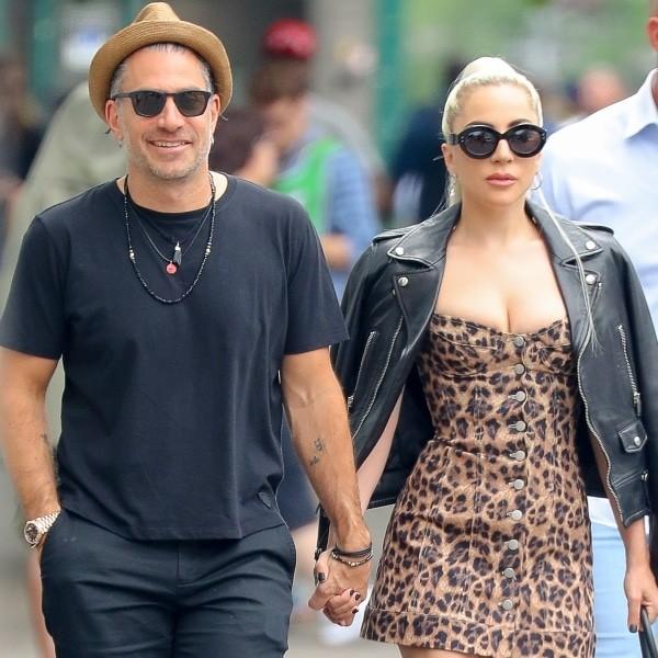 Lady Gaga σύντροφος χωρισμός