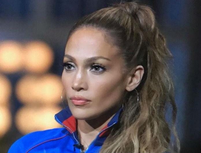Κάν΄το όπως η Jennifer Lopez! Αυτό είναι το απόλυτο χτένισμα για το γυμναστήριο!