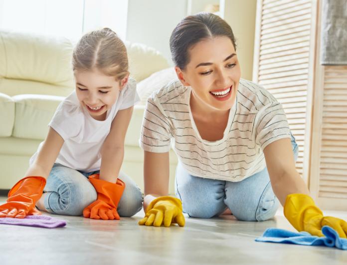 5+1 μυστικά της γιαγιάς για να έχετε ένα καθαρό και μυρωδάτο σπίτι!