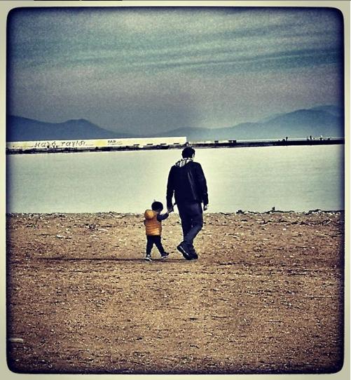 Κότσιρας και γιος