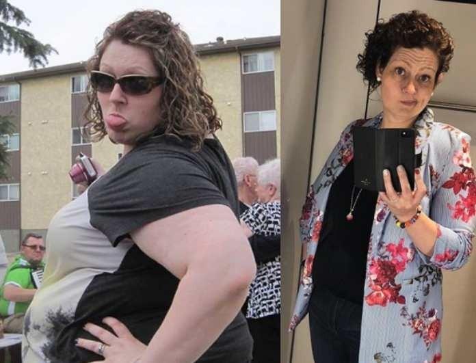 Απίστευτο: Έχασε 68 κιλά σε χρόνο ρεκόρ! Έκανε την κίνηση ματ!