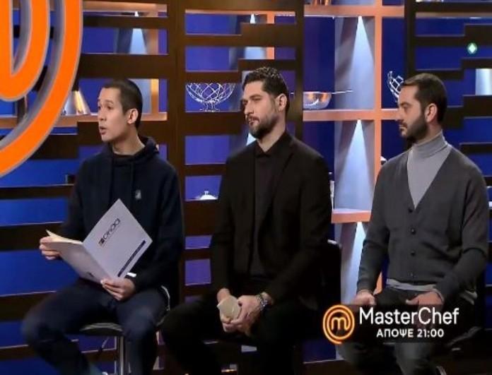 Μaster Chef Διαρροή: Κλάματα στην ψηφοφορία και... καταστροφή στη δοκιμασία αποχώρησης (βίντεο)