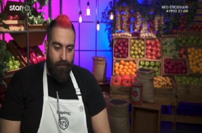 Master Chef: Η συγκινητική η αποκάλυψη του Σταμάτη για το σοβαρό πρόβλημα υγείας - «Δεν είναι σίγουρο ότι θα γλιτώσω!» (βίντεο)