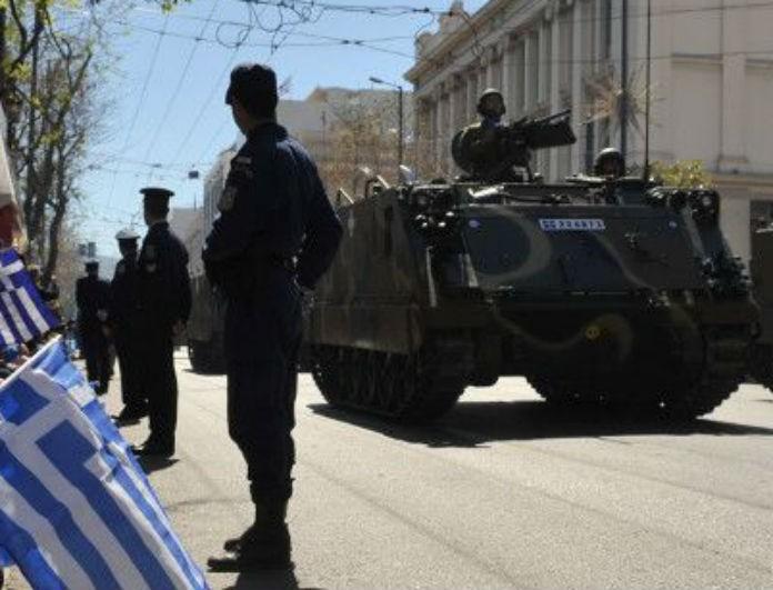 Στρατιωτική παρέλαση Αθήνας, 25ης Μαρτίου: Δείτε την live εδώ!