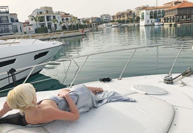 Τζούλια Αλεξανδράτου: Ρώσος μεγιστάνας της έκανε δώρο κότερο με το όνομά της!