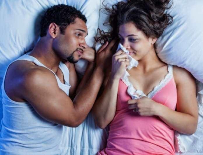 Είναι ασφαλές το σ3ξ όταν κάποιος έχει κρύωμα ή γρίπη;