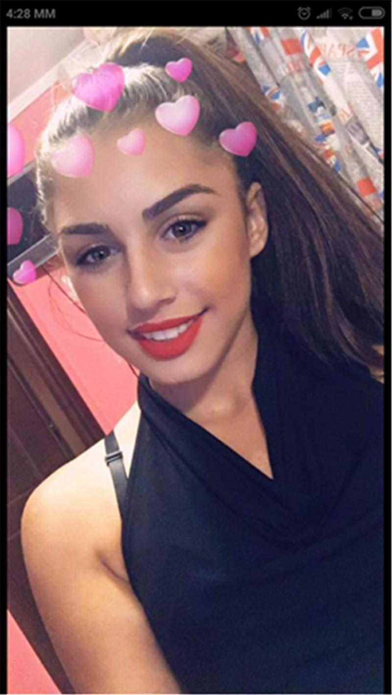Η 18χρονη Ευαγγελία Πετροχείλου, νεκρή σε τροχαίο στην Σαλαμίνα