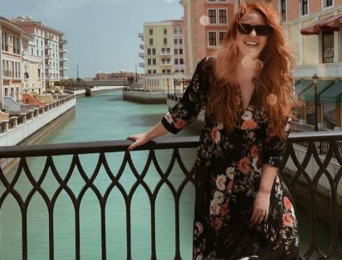 Σίσσυ Χρηστίδου: Ταξίδι στο Κατάρ με κούκλο Έλληνα! Και δεν είναι ο Θοδωρής Μαραντίνης!