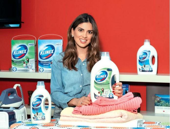 Διπλή δράση στο πλύσιμο των ρούχων όλης της οικογένειας!