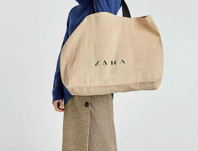 Zara: Η πιο girly πλισέ φούστα που κρύβει τα παραπανίσια κιλά κοστίζει λιγότερο από 25 ευρώ!