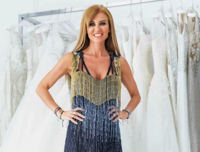 0bec12a44fce Ένα υπέροχο μίνι φόρεμα από την CHRISTINA ZAFEIRIOU που θα το λατρέψετε  όπως και εγώ!
