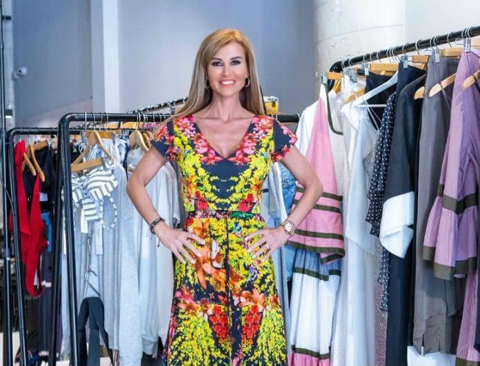 Ένα φανταχτερό σύνολο από τα WHITE BOUTIQUE! Η fashion blogger, Ιωάννα Μιχαλέα, προτείνει...