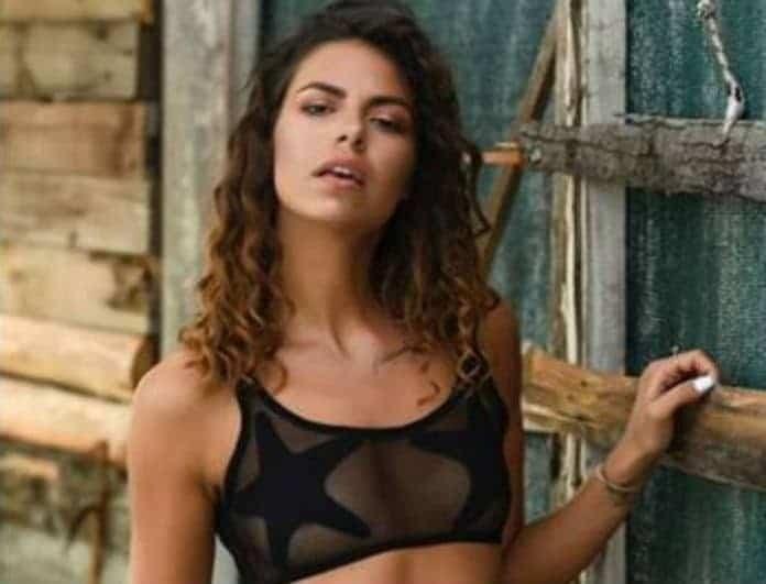 Mέγκι Ντρίο: Προκαλεί με topless φωτογραφία και γκρεμίζει το instagram!