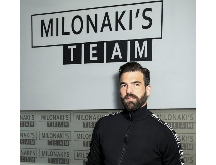 Σούπερ διαγωνισμός με δώρο υπηρεσίες κομμωτήριου by Milonakis Team!