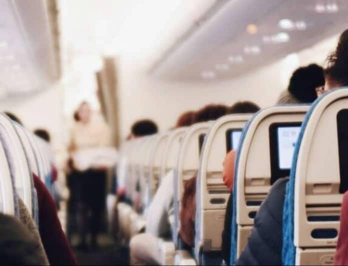Τραγωδία σε αεροπλάνο: Μωρό δύο μηνών πέθανε εν ώρα πτήσης!