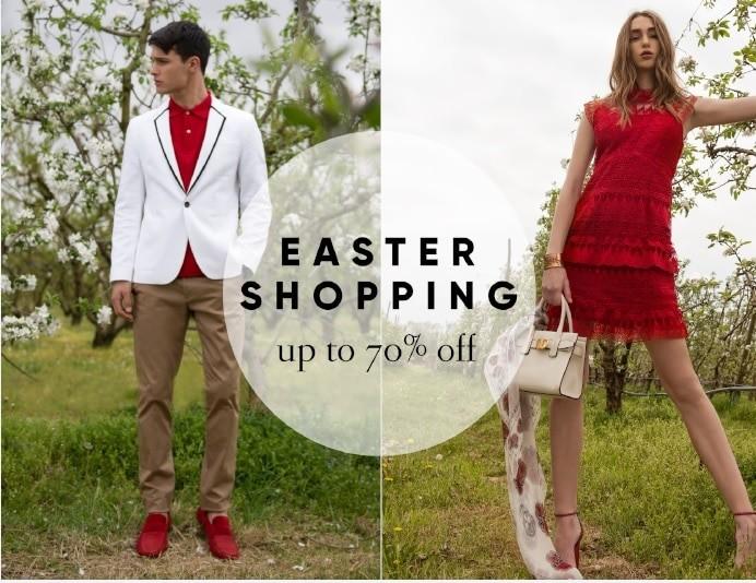 Τα πιο fashionable outfits για το Πάσχα από το One Salonica outlet mall!