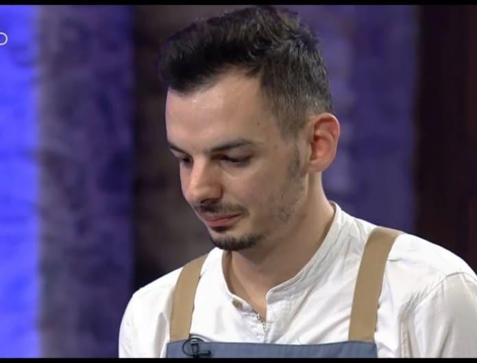 Master Chef: O Xαράλαμπος άδειασε τον Ντέιβιντ! «Δεν τα εξήγησε καλά...» (Βίντεο)